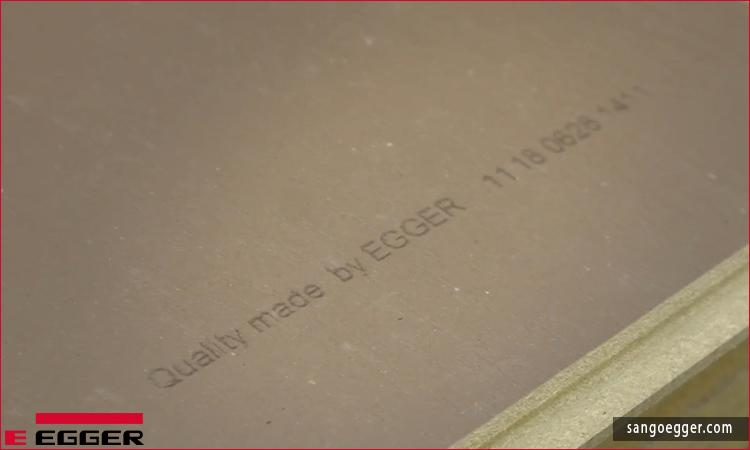 Niêm phong Quality made by Egger