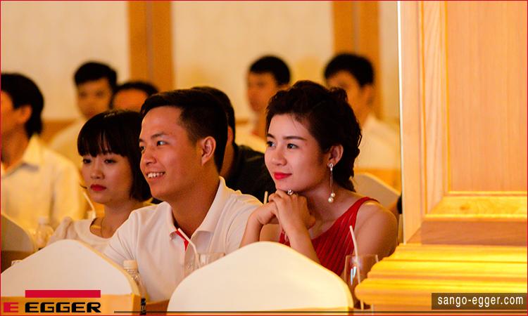 Hội nghị công bố sản phẩm sàn gỗ Egger Việt Nam