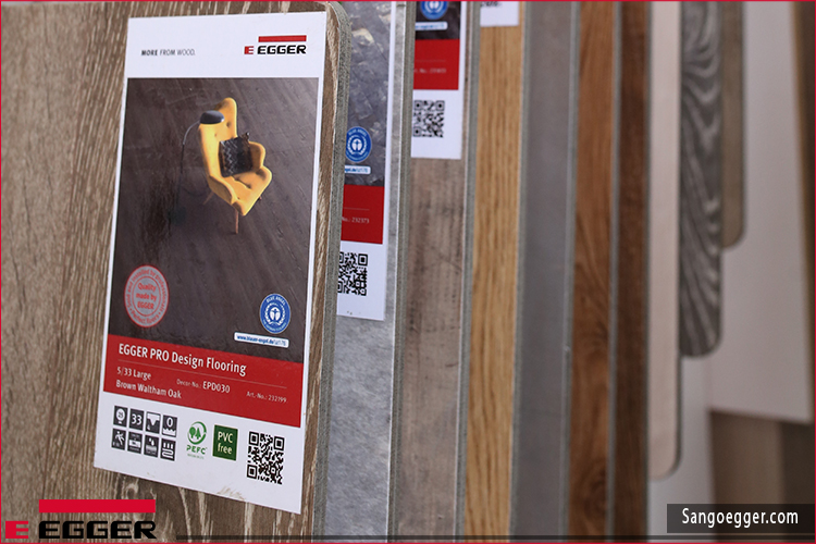 Sàn phẩm Egger Design + Flooring - VIP