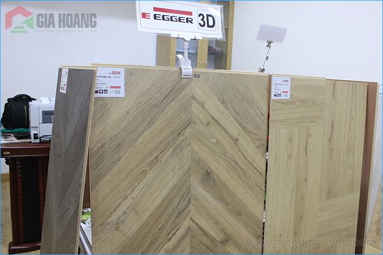 Sàn gỗ Egger 3D - Bộ sưu tập Egger 2018-2020
