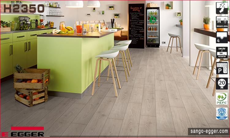 Nhà mẫu lắp sàn gỗ H2350