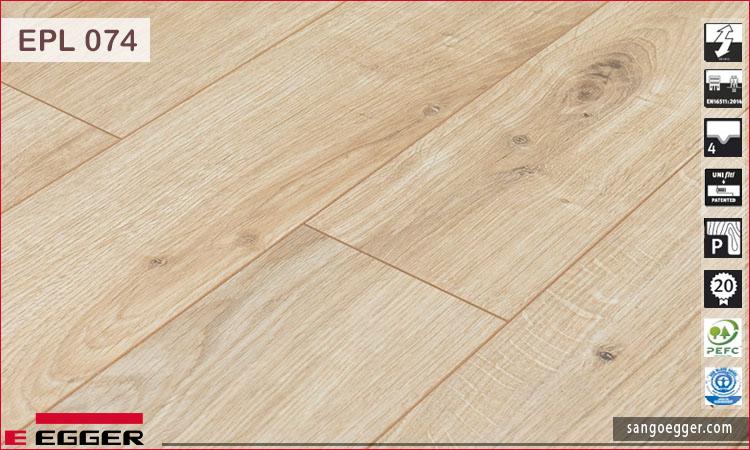 Bề mặt sàn gỗ Egger Pro 10mm EPL074