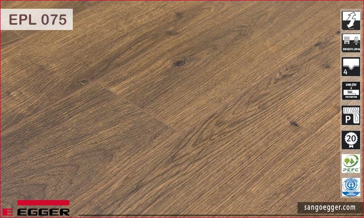 Bề mặt sàn gỗ Egger EPL075