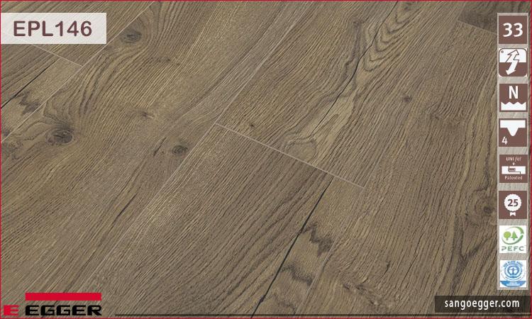 Bề mặt sàn gỗ Egger Pro EPL146
