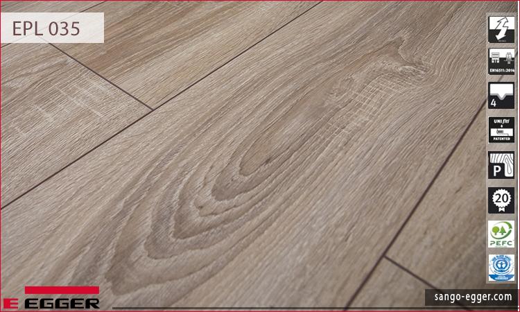 Sản phẩm sàn gỗ Egger Pro ELP - 035