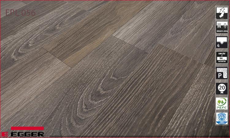 Sàn gỗ màu Sồi Xám Egger mã EPL 056