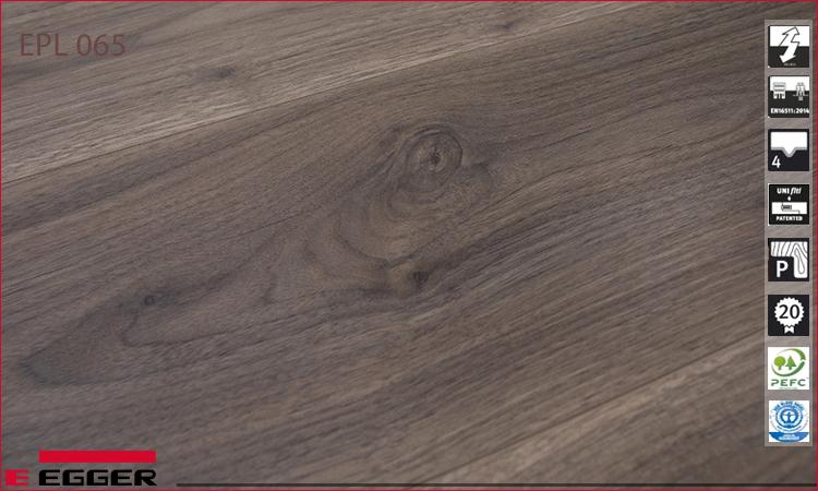 Sàn gỗ màu Óc Chó - Egger EPL 065
