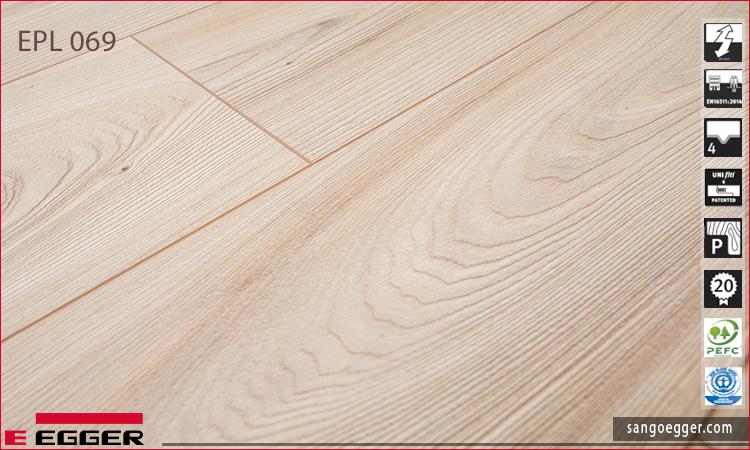 Sàn gỗ màu gỗ Cút  EPL 069 Egger