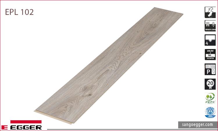 Sản phẩm sàn gỗ Egger EPL 102
