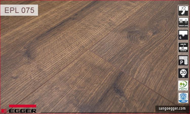 Sàn gỗ Egger Pro Aqua Plus EPL 075