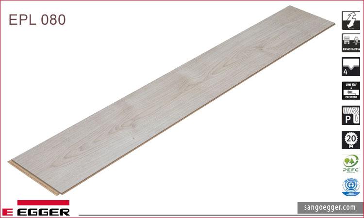 Sàn gỗ Egger Pro Aqua Plus EPl 080