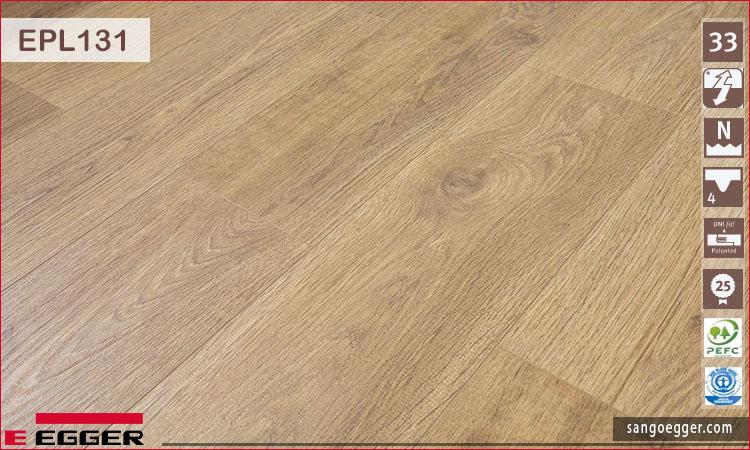 Bề mặt sàn gỗ Egger Pro EPL131