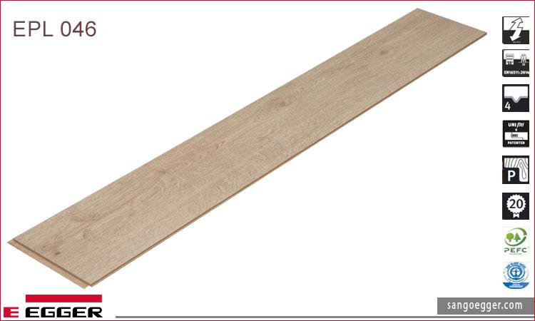 Sàn gỗ Egger Pro Aqua Plus EPL 046