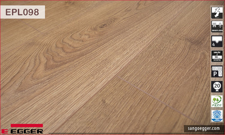 Sàn gỗ Egger Pro Aqua Plus EPL 098