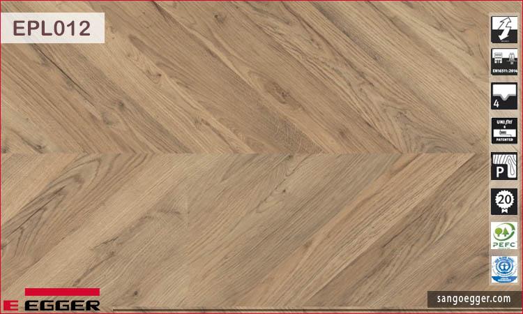 Sàn gỗ Egger KingSize EPL012 Dark Rillington Oak