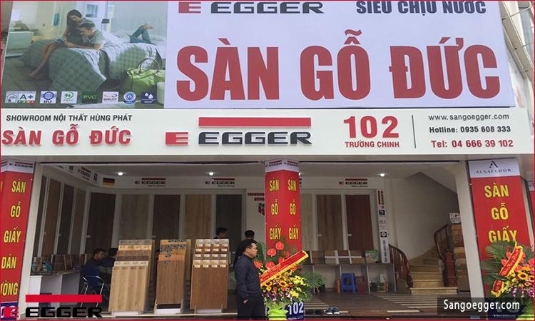 Trung tâm sàn gỗ Egger Hà Nội