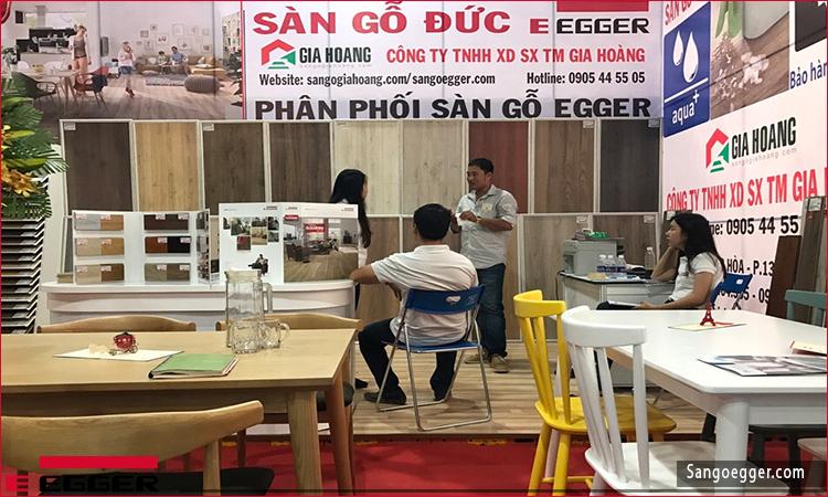 Trung tâm sàn gỗ Egger Hồ Chí Minh