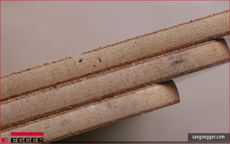 Cấu tạo độc đáo đỉnh cao của sàn gỗ Egger Comfort