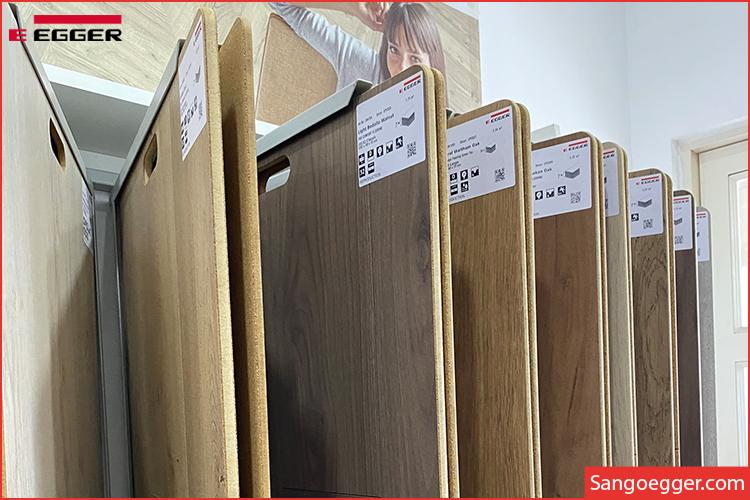 Cập nhật giá niêm yết sàn gỗ Egger 2021+