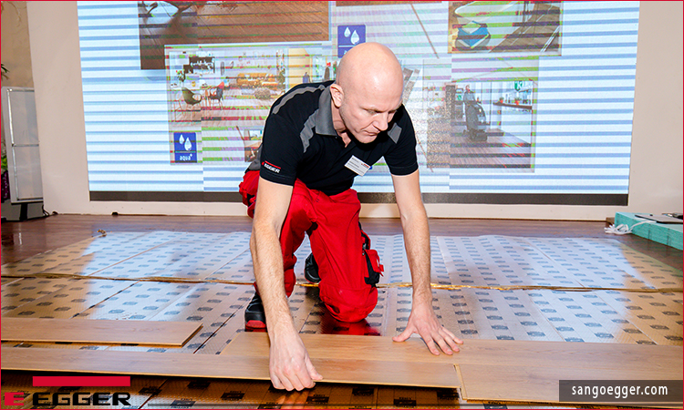 Sửa chữa sàn gỗ đúng kĩ thuật từ các chuyên gia