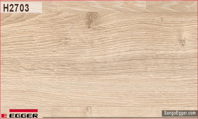 Mẫu sàn gỗ H2703 Egger 8mm