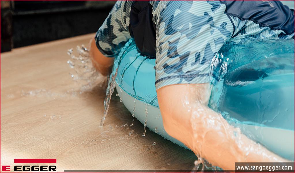 Công nghệ siêu vật liệu sàn gỗ Egger Aqua Pro