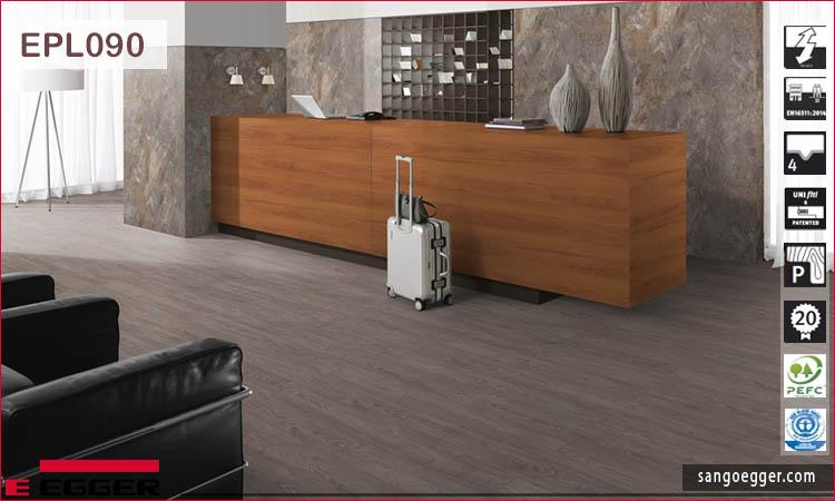 Sàn gỗ Egger Pro EPL090 Coloured Acacia