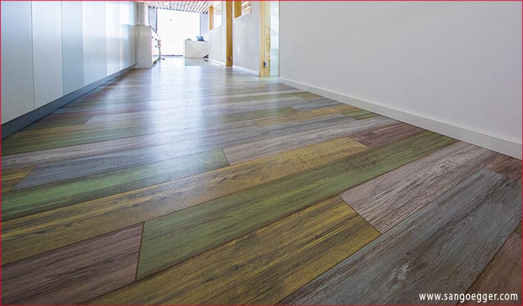 Phối màu trên sàn gỗ công nghiệp - ý tưởng độc đáo