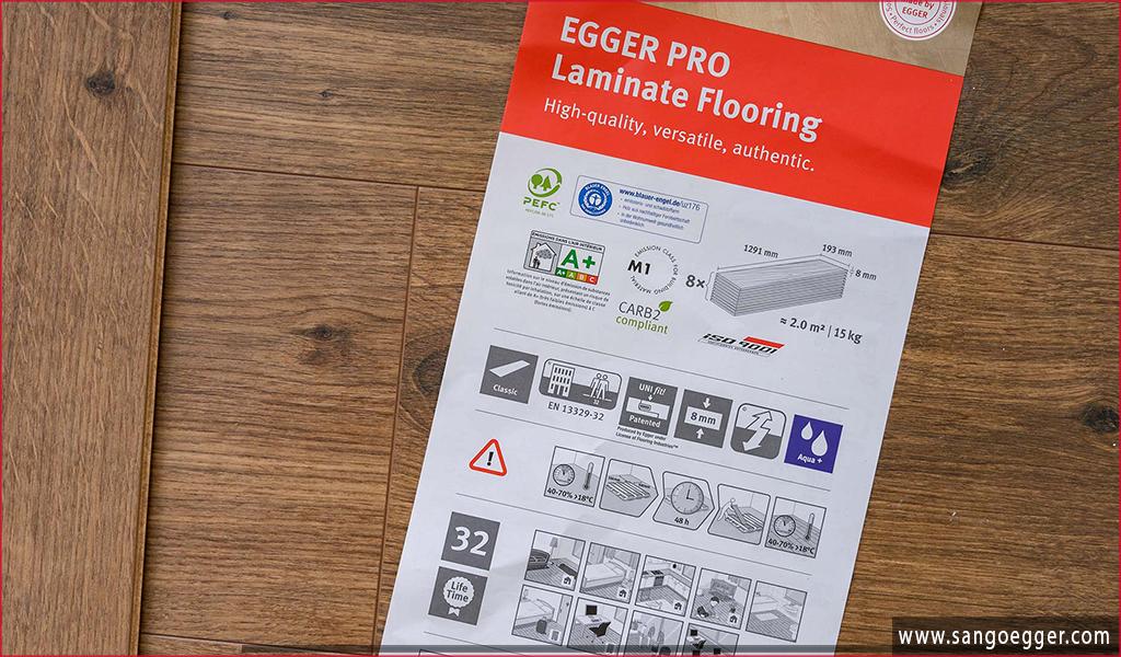 Sàn gỗ Egger EPL 075 - Sàn gỗ Đức