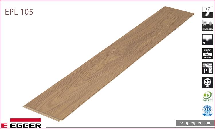 Sàn gỗ Egger mã EPL 105