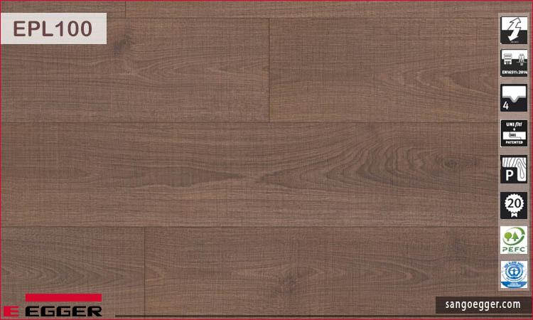 Sàn gỗ Egger Pro EPL100 Cognac North Oak