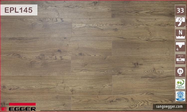 Sàn gỗ Egger Pro EPL145 12mm